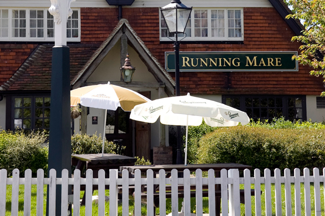 The Running Mare - Essex