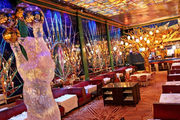 The Russian Tea Room New York City New York Bookatable