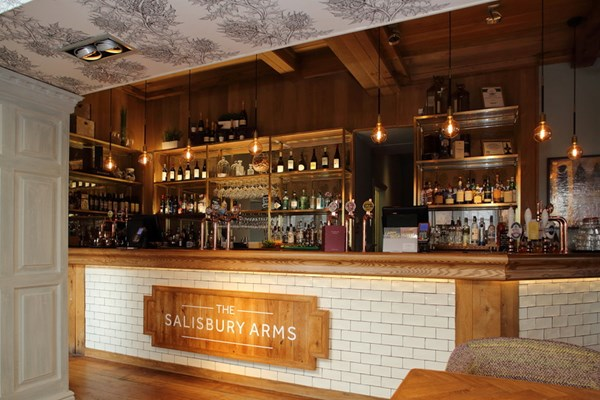 The Salisbury Arms - Edinburgh