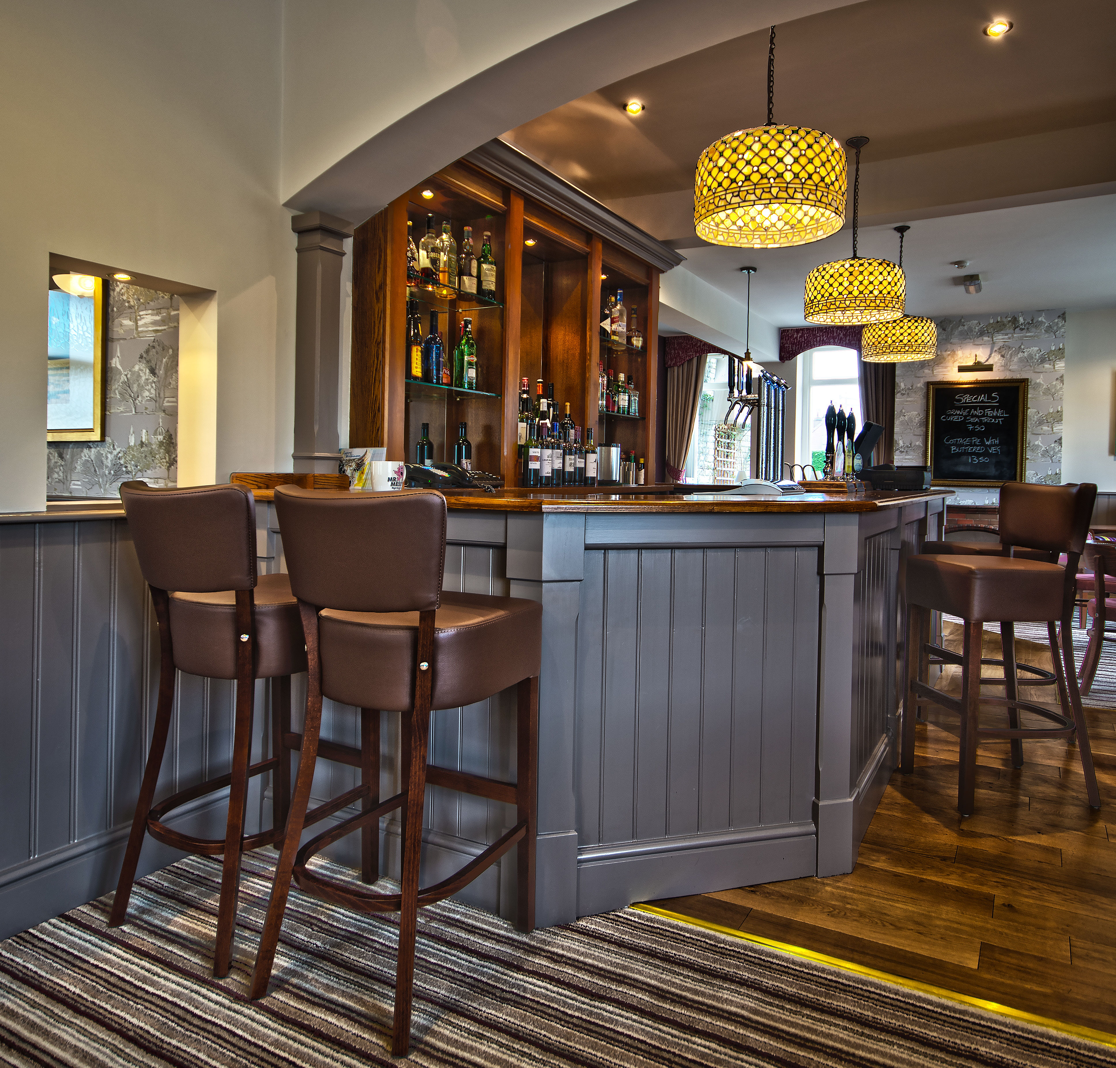 The Samuel Fox Country Inn - South Yorkshire