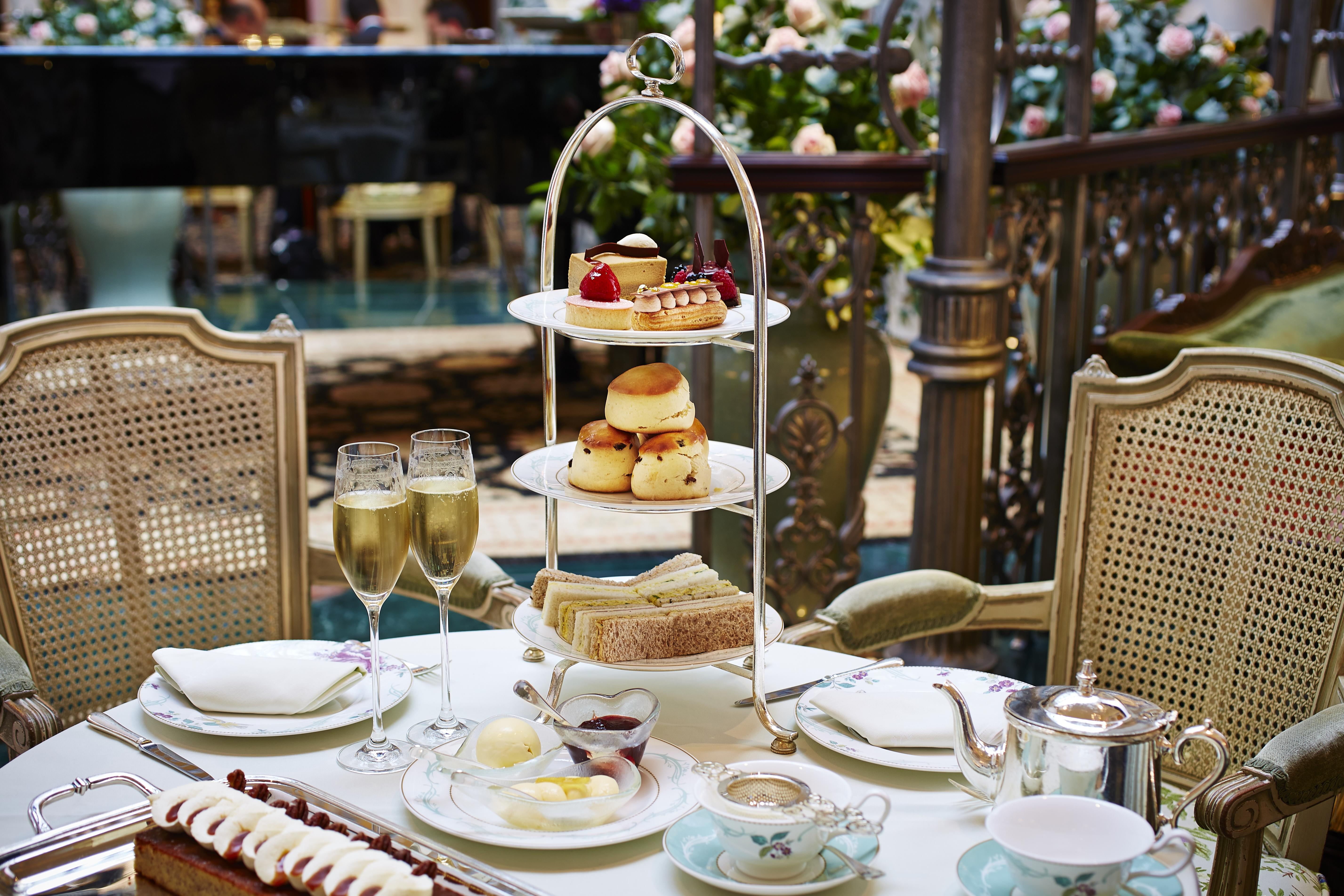 Afternoon Tea at The Savoy Thames Foyer - London | Bookatable