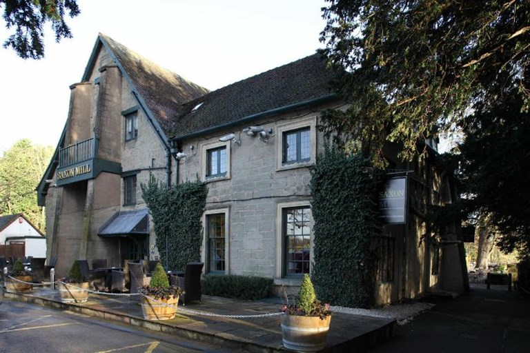 The Saxon Mill Warwick Bookatable