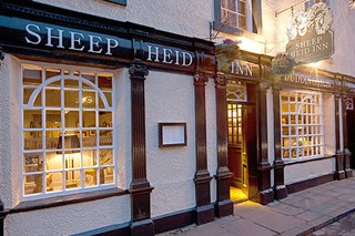 The Sheep Heid - Edinburgh