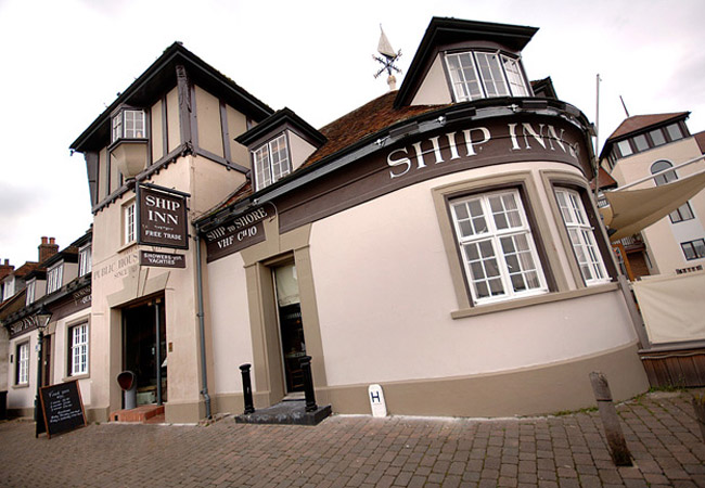 Reserve a table at The Ship Inn - Lymington