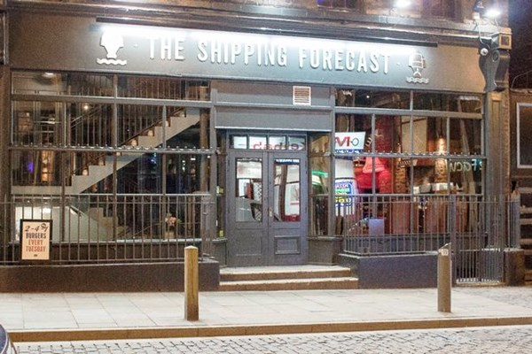 The Shipping Forecast - Liverpool