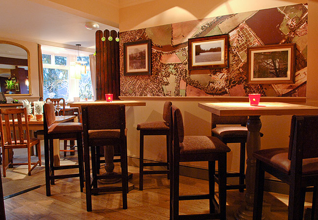 The Spade Oak - Buckinghamshire