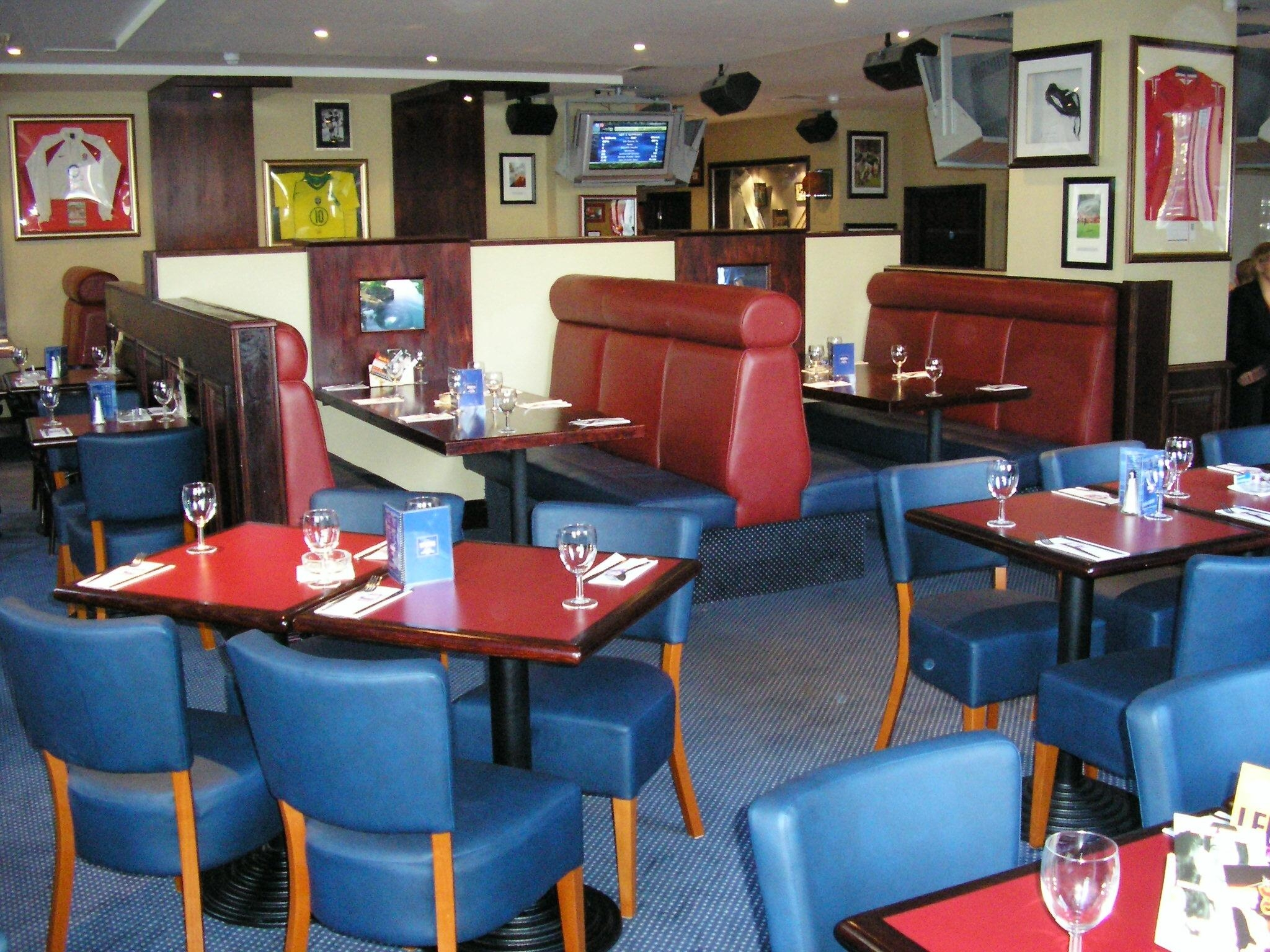 The Sports Cafe - Leeds - Yorkshire