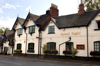 The Spread Eagle - Staffordshire