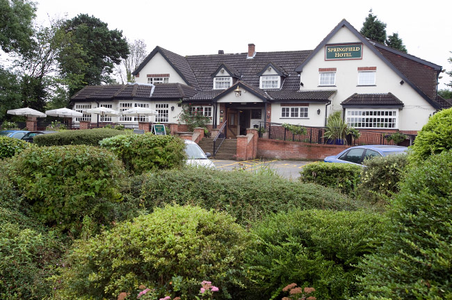 The Springfield Inn - Nottinghamshire