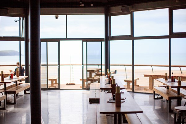 The Stable - Fistral Beach - Cornwall
