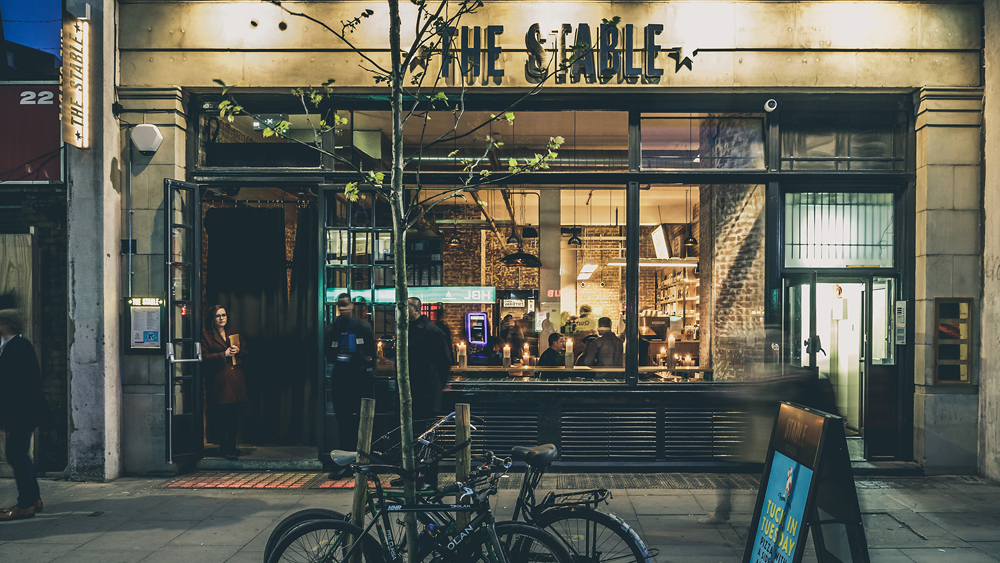 The Stable - Whitechapel - London