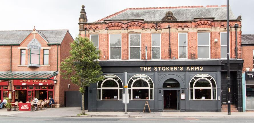 The Stoker's Arms - Greater Manchester