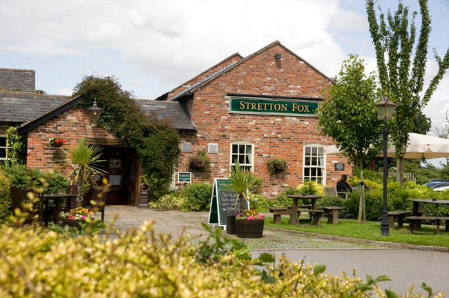The Stretton Fox - Cheshire