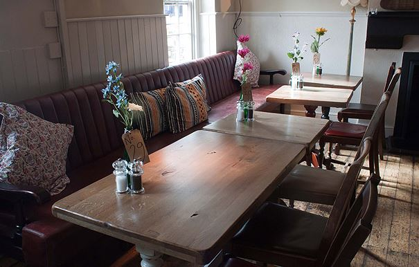 Reserve a table at The Sun Inn Barnes