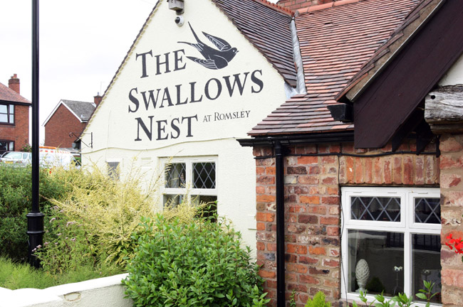 The Swallows Nest - West Midlands