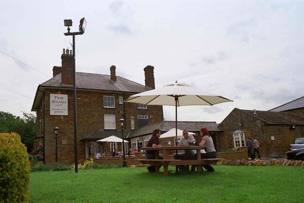 The Swan at Lamport - Northamptonshire