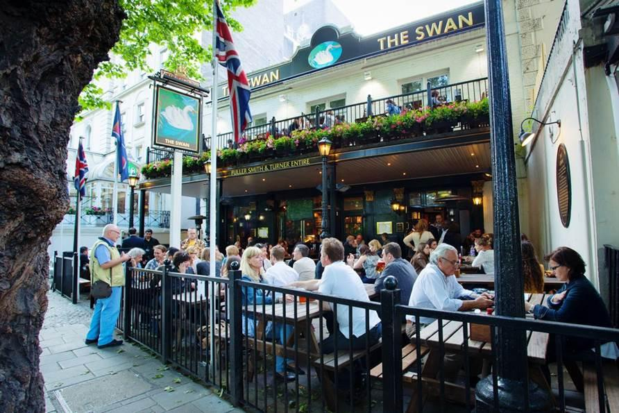 The Swan - London