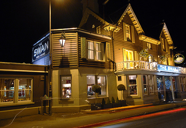 The Swan - Milton Keynes - Buckinghamshire