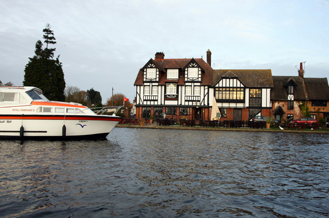 The Swan - Norfolk - Norfolk