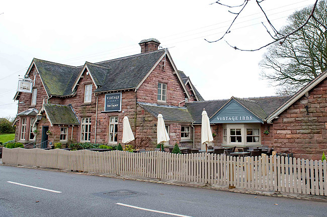 The Talbot - Staffordshire