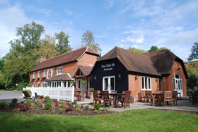 The Tally Ho - Hampshire