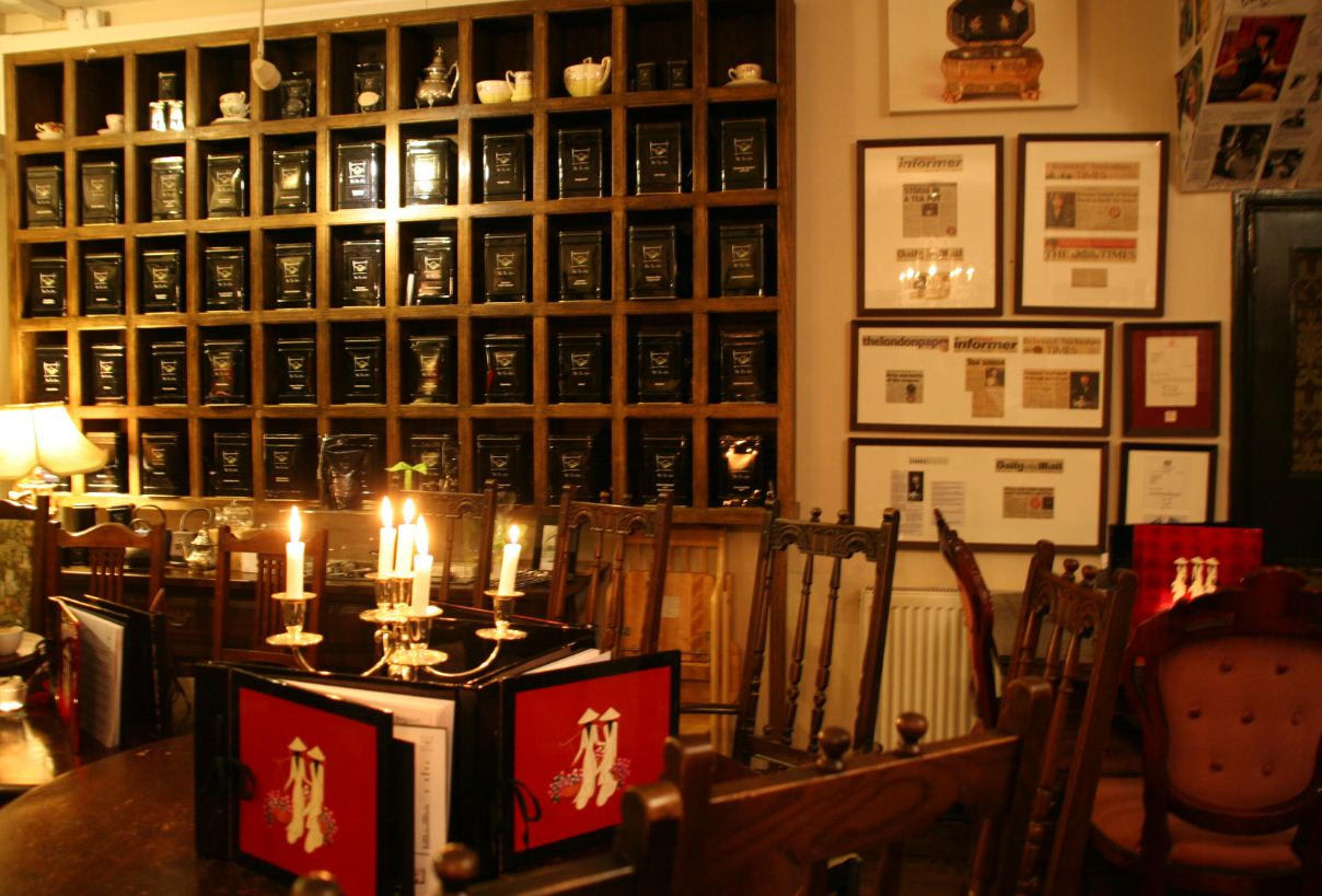 The Tea Box - Greater London