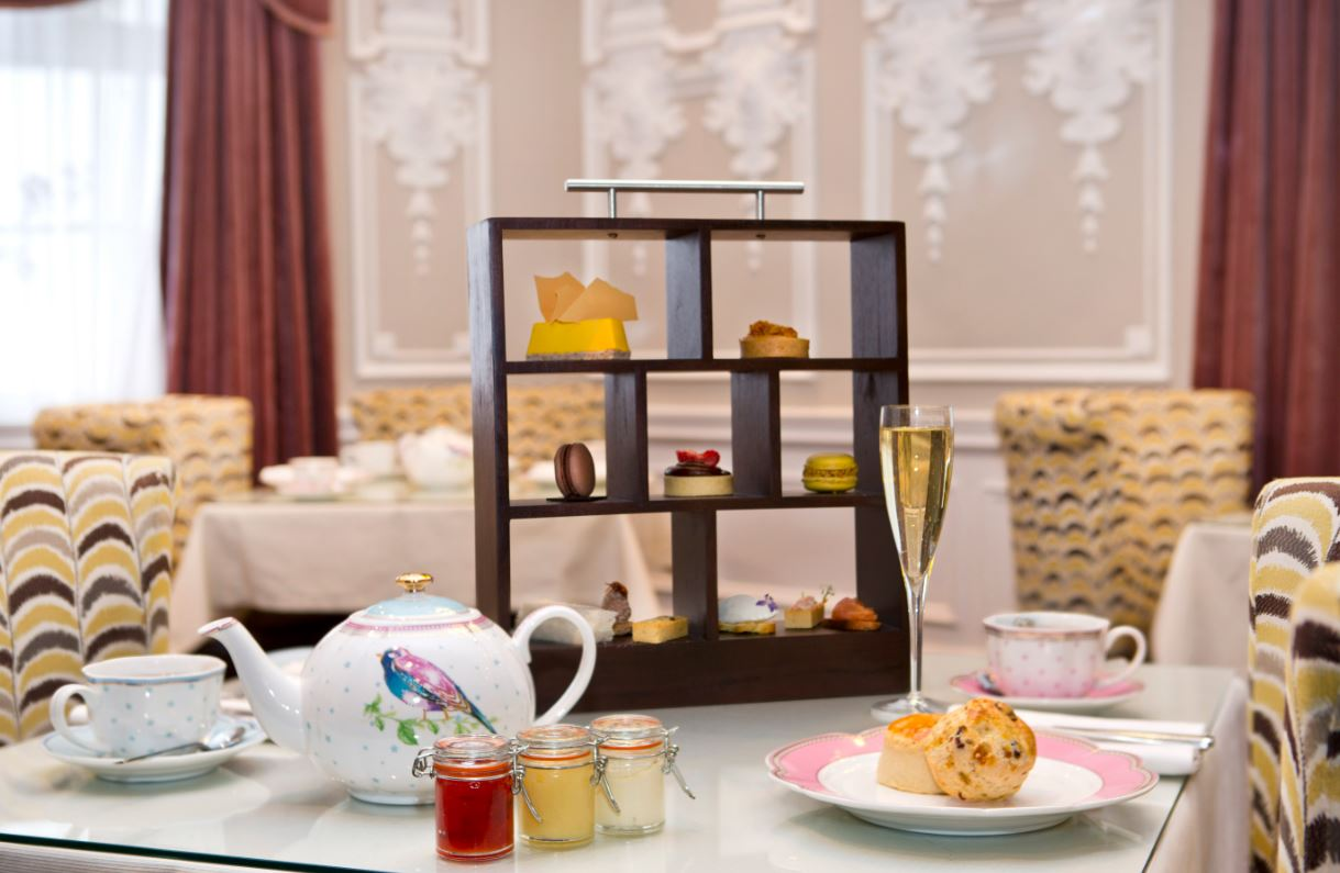 Reserve a table at The Tea Lounge at St Ermin's