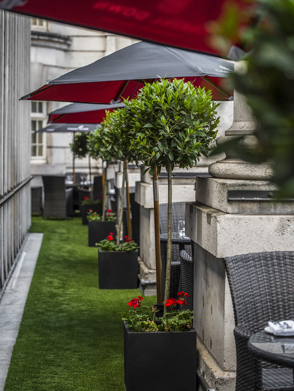 Terrace on Piccadilly - London