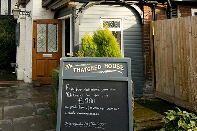 The Thatched House - Essex