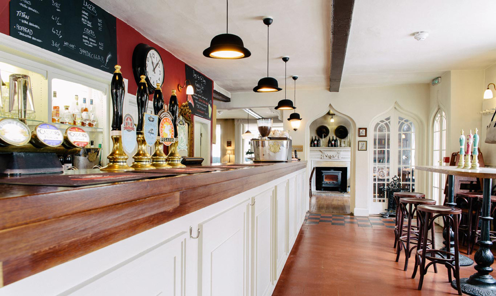The Tickell Arms - Cambridgeshire