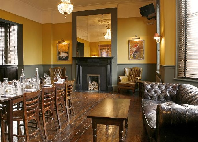 The Tommyfield - London