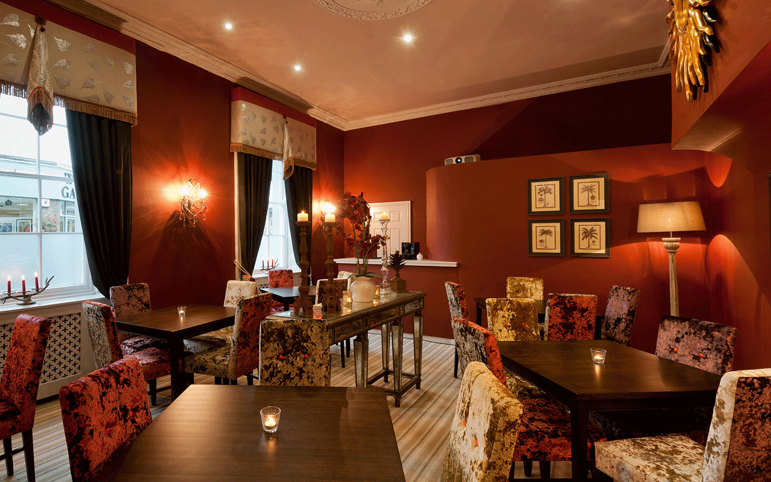 The Townhouse Oswestry - Restaurant by Michael Caines - Shropshire