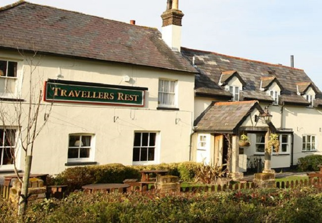 The Travellers Rest - Dunstable - Bedfordshire