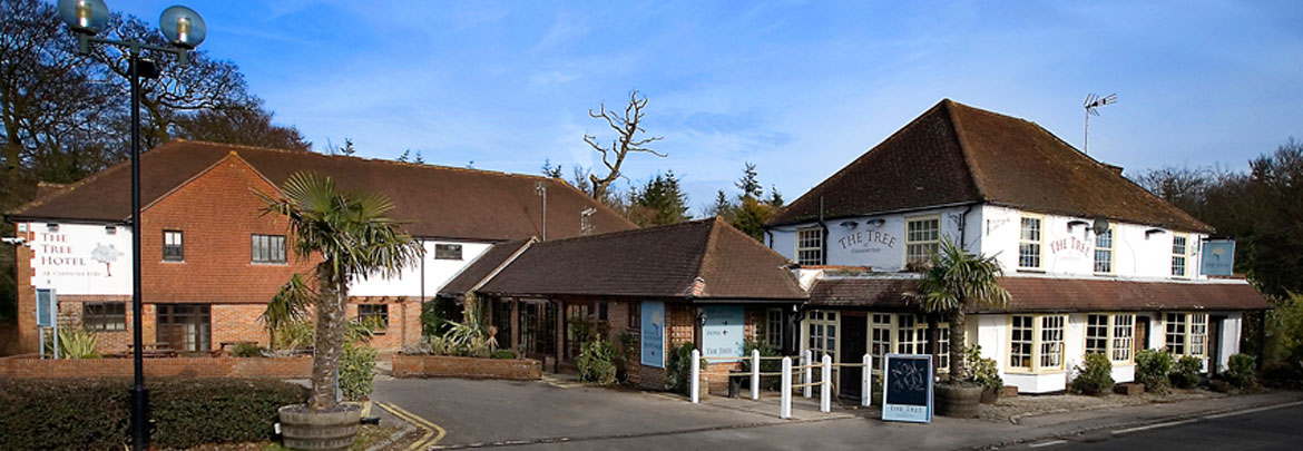 The Tree Hotel at Cadmore End - Buckinghamshire