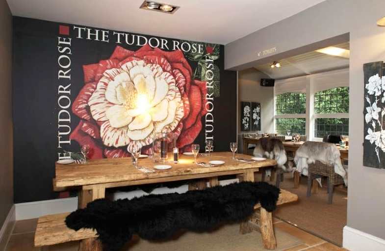 The Tudor Rose - Greater London