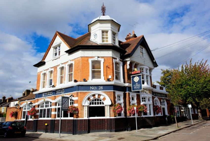 The Turk's Head - Greater London