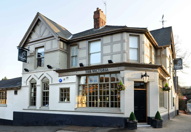 The Victoria in Barnt Green - Birmingham