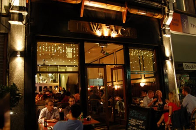 The Wet Fish Cafe - London