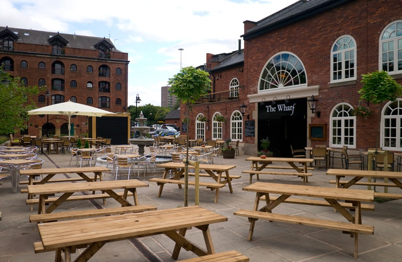 The Wharf Manchester - Greater Manchester