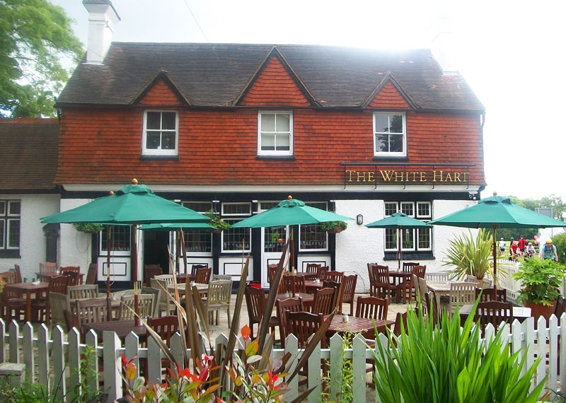 The White Hart - Chipstead - Surrey