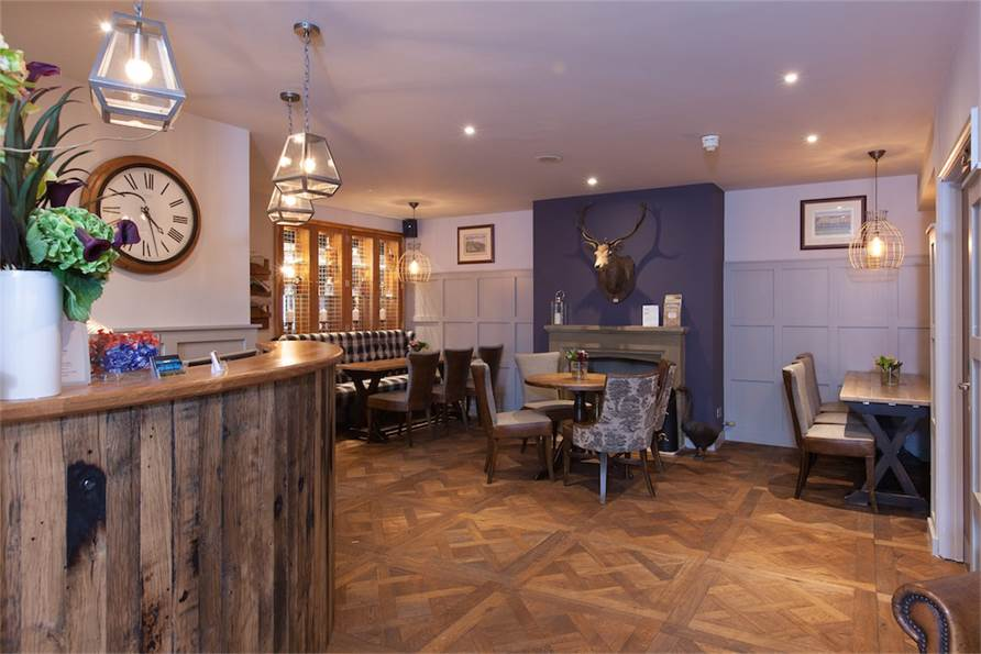 The White Hart Hotel - Yttre London