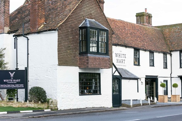 The White Hart on Godstone Green - Surrey