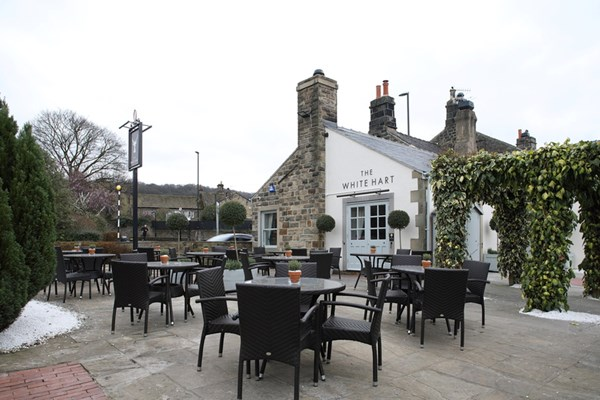 The White Hart - Otley - West Yorkshire