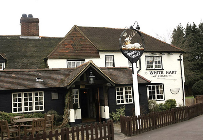 The White Hart - Woking - Surrey
