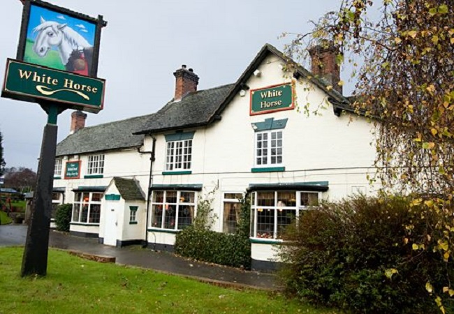 The White Horse - Curdworth - West Midlands