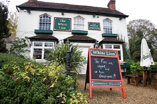 The White Lion, Allesley - Warwickshire