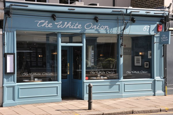 The White Onion - London