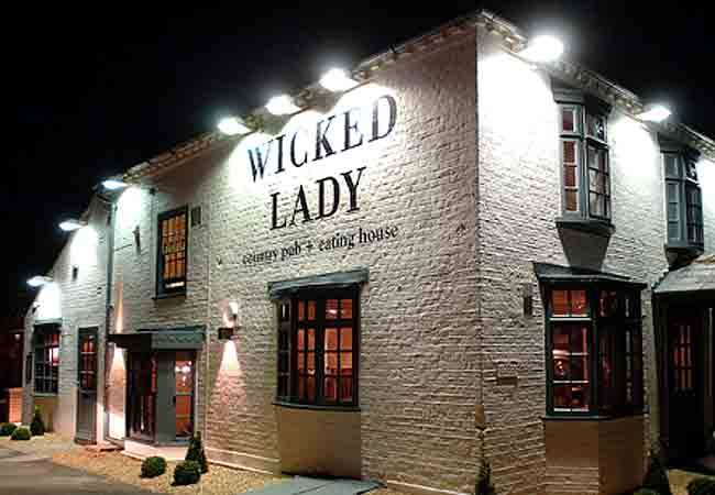 The Wicked Lady - Hertfordshire
