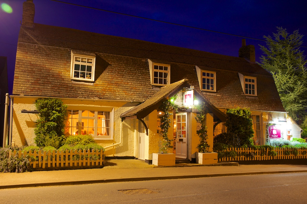 The Willow Tree - Cambridge