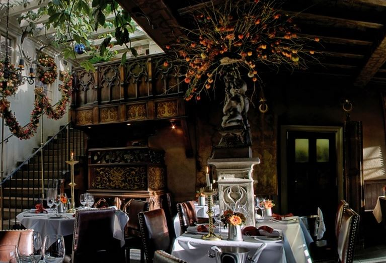 The Witchery by the Castle - Edinburgh